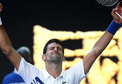 Djokovic ve Serena tam yol