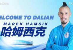 Marek Hamsik, Dalian Yifanga transfer oldu