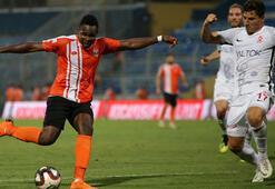 Adanaspor - Balıkesirspor Baltok: 2-1