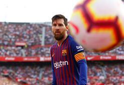 Messi bütün Avrupaya fark attı