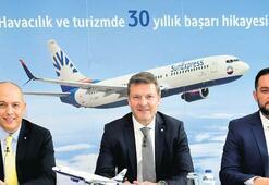 SunExpress uçak filosunu büyütüyor