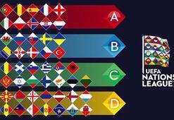 UEFA Uluslar Liginde 5. hafta heyecanı yarın başlıyor