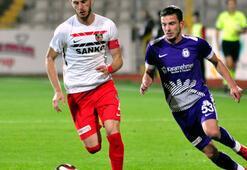 Afjet Afyonspor - Gazişehir Gaziantep: 1-4