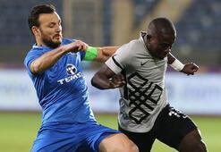 Osmanlıspor - Adana Demirspor:  1-0