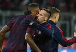 Bayern Münih'den Ribery ve Boatenge şok