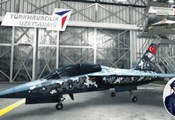 Milli savaş uçağı sürprizi Teknofest'te