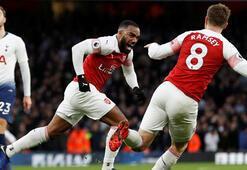 Arsenal - Tottenham Hotspur: 4-2