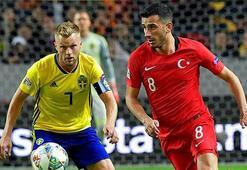 Türkiye-İsveç maçının biletleri genel satışta