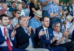 Dünya Etnospor Konfederasyonu heyeti, Arjantinde incelemelerde  bulundu