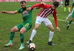 Darıca Gençlerbirliği: 0 -  Antalyaspor: 1