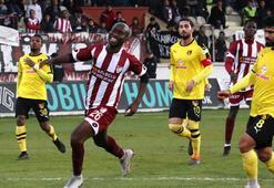 Tetiş Yapı Elazığspor - İstanbulspor: 1-1