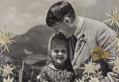 Hitlerin Yahudi kızla çekilmiş imzalı fotoğrafı açık artırmaya çıkıyor