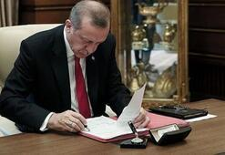 Cumhurbaşkanı Erdoğan imzaladı YÖKte yeni dönem resmileşti...