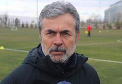 Aykut Kocaman: Rakip Bursaspor olmasaydı daha rahat kazanırdık