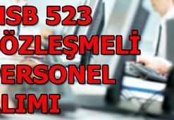 MSB 523 sözleşmeli personel alımı başvurusu nasıl yapılır Başvuru şartları