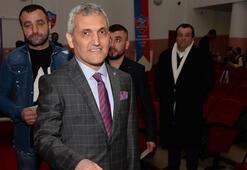 Karabüksporda Mehmet Yüksel yeniden başkan