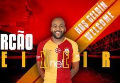 Marcao resmen Galatasarayda