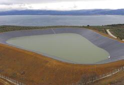 Bursada 13 milyon liralık 6 göletin inşaatı tamamlandı