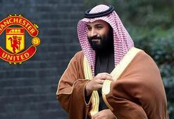 Muhammed bin Selmanın Manchester Unitedı satın alacağı iddia edildi