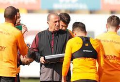 Galatasaray, Antalya hazırlıklarını sürdürdü