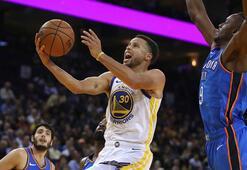 Golden State Warriors sezona galibiyetle başladı