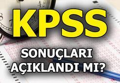 KPSS sonuçları o tarihte açıklanacak KPSS ortaöğretim sonuçları