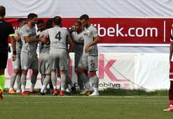 Elazığspor: 0 - Gazişehir Gaziantep: 5