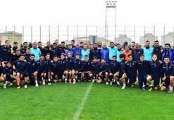 Başakşehirde Yeni Malatyaspor maçı hazırlıkları