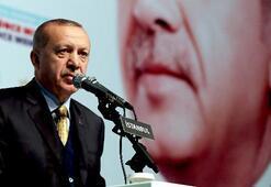 Cumhurbaşkanı Erdoğan: İnlerinde bastık ve imha ettik, imha ediyoruz...