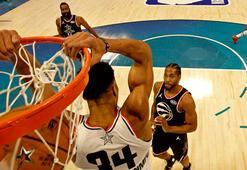 68inci NBA All-Star maçını Jamesin takımı kazandı