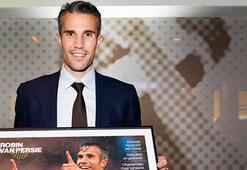 Robin Van Persieye, Spor Kişiliği ödülü
