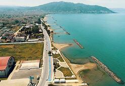 Karadeniz'de sahili korunan tek il Ordu