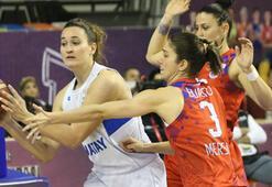 Mersin Büyükşehir Belediyespor yarı finalde