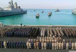 Suudi Arabistan'da Kızıl Dalga 1 ortak deniz tatbikatı başladı