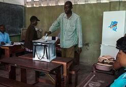 KDCde 2 yıldır ertelenen seçimler için halk sandık başına gitti