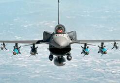 Son dakika: Irakın kuzeyine hava harekatı Terör hedefleri vuruldu