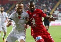 Antalyasporda Maiconla yollar ayrıldı Vainqueur kiralandı...