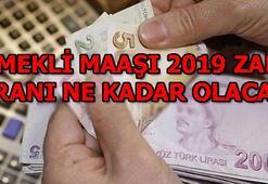 2019 emekli maaşı zammı ne kadar olacak En düşük emekli maaşı ne kadar...