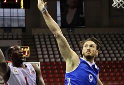 Gaziantep Basketbol: 80 - İstanbul BBSK: 69