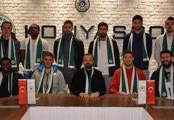 Selçuklu Basketbol Takımı, Konyaspora devredildi