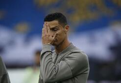 Ronaldoya şok haber Bütün eski sevgilileri...
