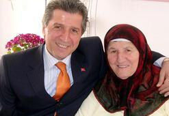 TBMM Eski Başkanı Köksal Toptanın anne acısı