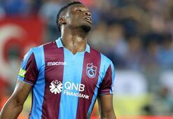 Trabzonspordan Ekuban açıklaması