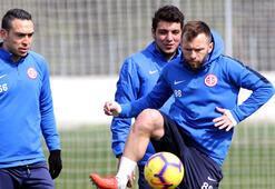 Antalyasporda Ankaragücü hazırlıkları