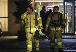 İstanbulda hareketli anlar 150 kişi dışarı çıkarıldı