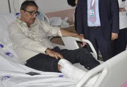Cem Özer tedavi gördüğü hastanede basın toplantısı yapacak