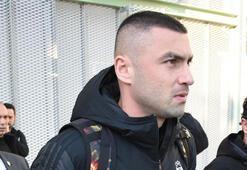 Beşiktaşta Burak Yılmaz tepkisi Hırsız istemiyoruz
