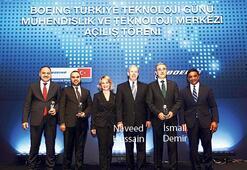 Boeing'den Türkiye'ye mühendislik merkezi