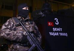 Başkentte DHKP-C operasyonu: 14 gözaltı