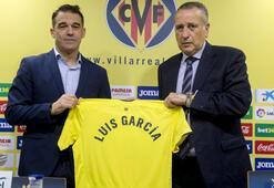 Villarreal, Luis Garcia ile anlaştı